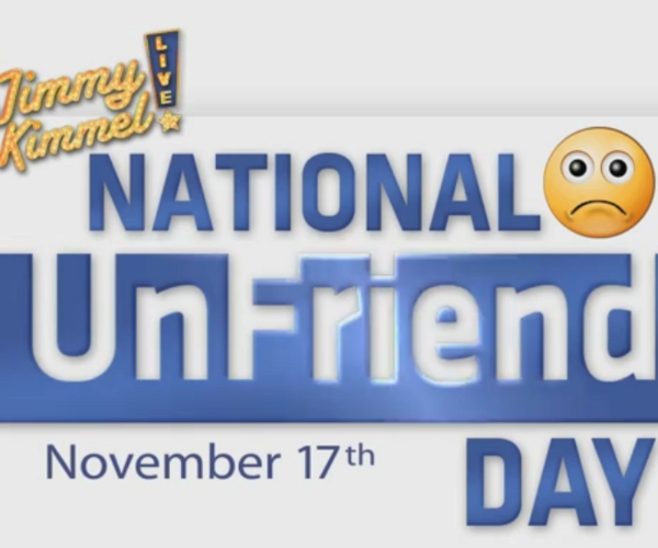 National Unfriend Day