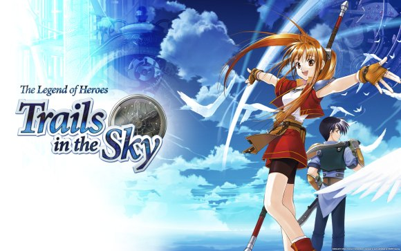 Legend of Heroes Title