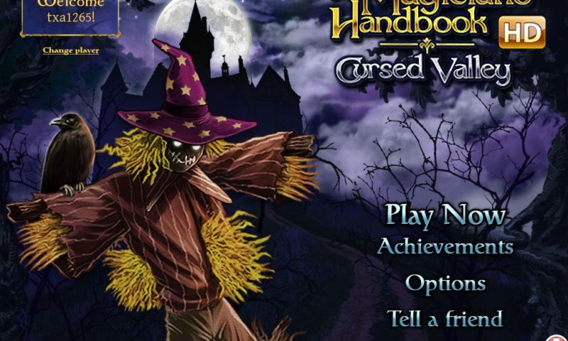 Magicians Handbook Cursed Valley