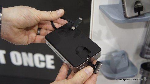 Gear Diary First Look at the myCharge Portable Power Bank 6000 photo