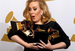 Adele Grammy Awards
