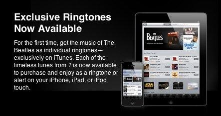 Beatles-Ringtones