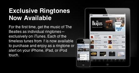 Beatles-Ringtones