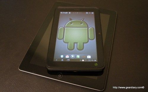 "7"" Android Tabs"