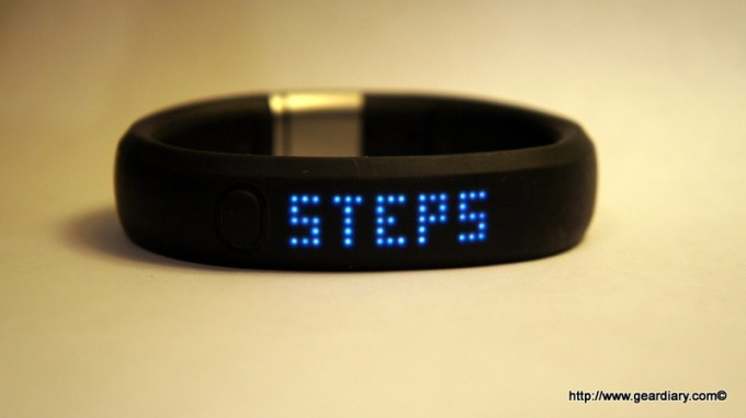 Fuelband - Steps