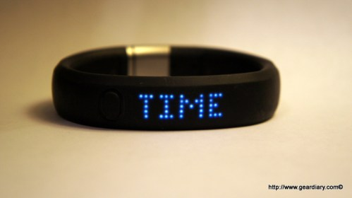 Fuelband - Time 4