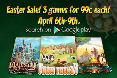HeroCraft Easter Sale