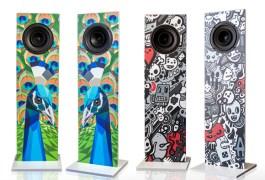 Urban Fidelity Art Speakers