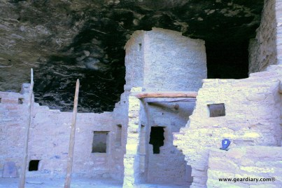 The SPruce Tree House Contains ~130 rooms and 8 kivas