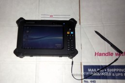 Gear Diary Gammatech T7Q Ruggedized Tablet Review photo