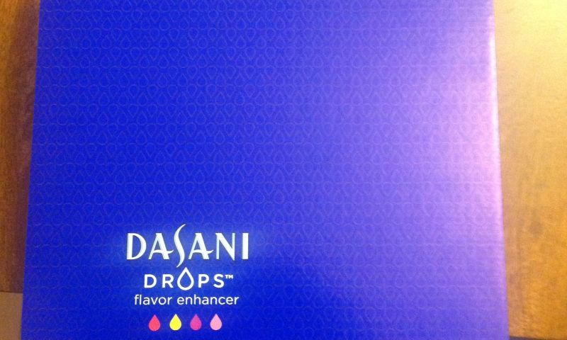 Dasani Drops 1