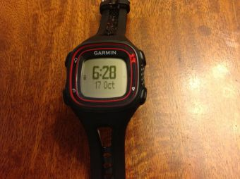 Gear Diary Garmin ForeRunner 10 GPS Watch Hands On Review photo