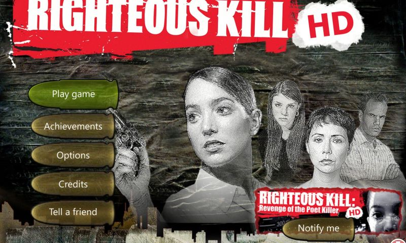 Righteous Kill HD 1