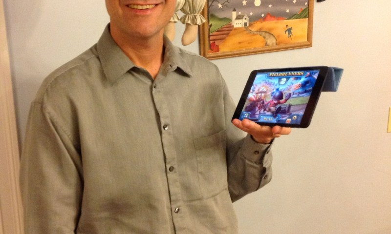 Mike iPad Mini