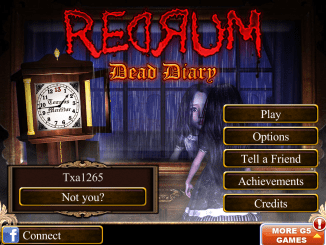 Gear Diary Redrum Dead Diary HD for iPad Review photo