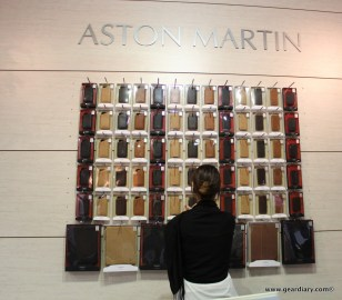 Gear Diary Beyzacases and Aston Martin CES Booth Tour photo