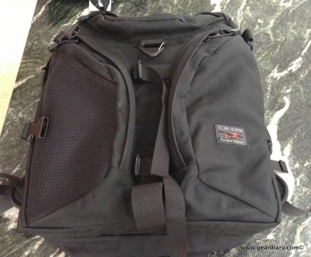 Gear Diary Tom Bihn Brain Bag and Accessories 010
