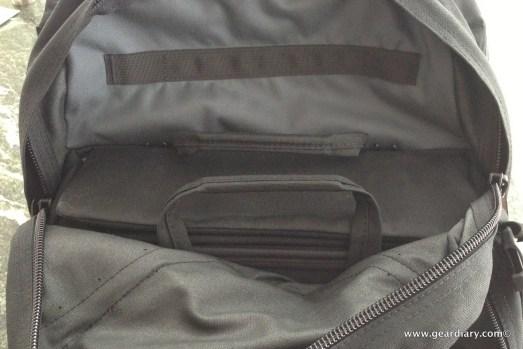 Camera I-O Bag, closed