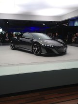 Gear Diary New Acura NSX Revealed photo