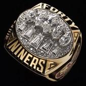 49ers ringXXIX