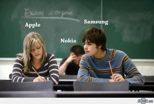 Is Nokia Dumping Samsung for Copying Their Technology?