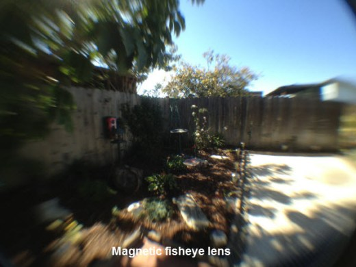 Generic Magnetic Fisheye 800