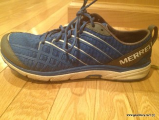 Gear Diary Merrell M Connect Line of Running Shoes Brings Natural Movement and Adventure to Your Feet photo
