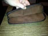 Gear Diary Mapi Cases Sia Leather iPad Sleeve Review photo