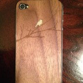 Toast Wooden iPhone Back Review
