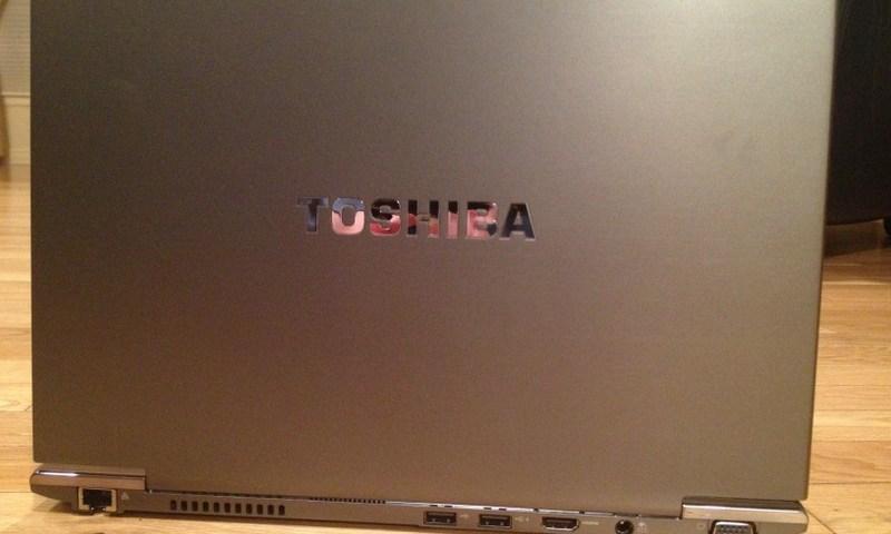 Toshiba Portege Z930 Review