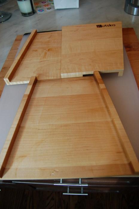 Kutsko cutting boards