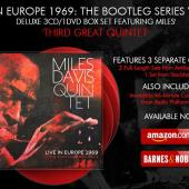 Miles Davis Quintet Live In Europe 1969 The Bootleg Series Vol. 2 Review