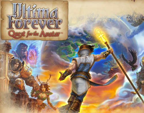 Ultima Forever Quest for the Avatar