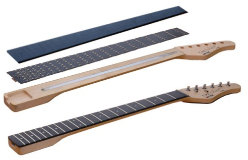 Fretlights Neck Design
