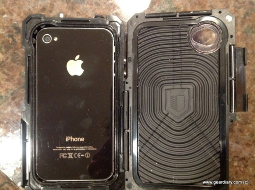 Gear Diary Hitcase for iPhone 4S Review photo