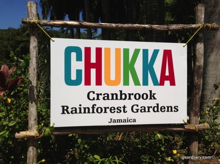 Ziplining Through the Jamaican Jungle - Chukka