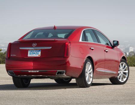 2013 Cadillac XTS AWD