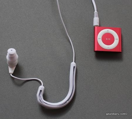 Underwater Audio iPod shuffle
