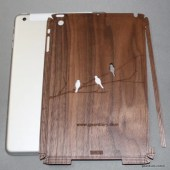 Toast Real Wood Cover for iPad mini