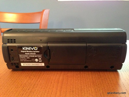 Kinivo BTX350 Digital Wireless Speaker