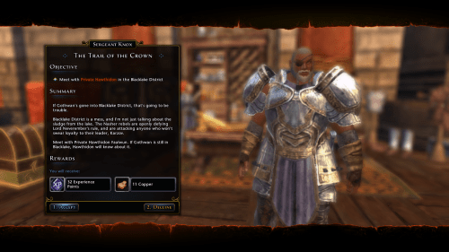 Neverwinter Quest