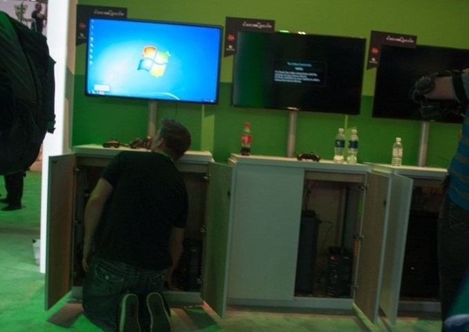 XBONE Running Windows 7