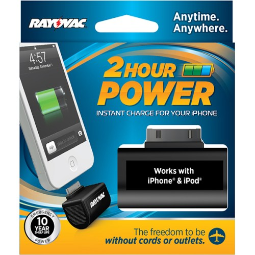 Rayovac 2 Hour Power