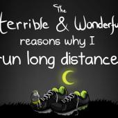 The Oatmeal on Distance Running