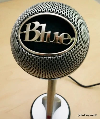 Gear Diary Blue Microphones Nessie USB Microphone 23
