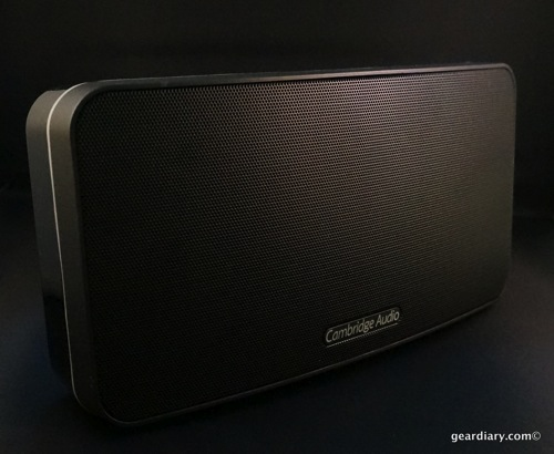 Gear Diary Cambridge Audio Minx Go 10
