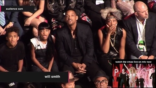 Will Smith Family React to Miley Cyrus