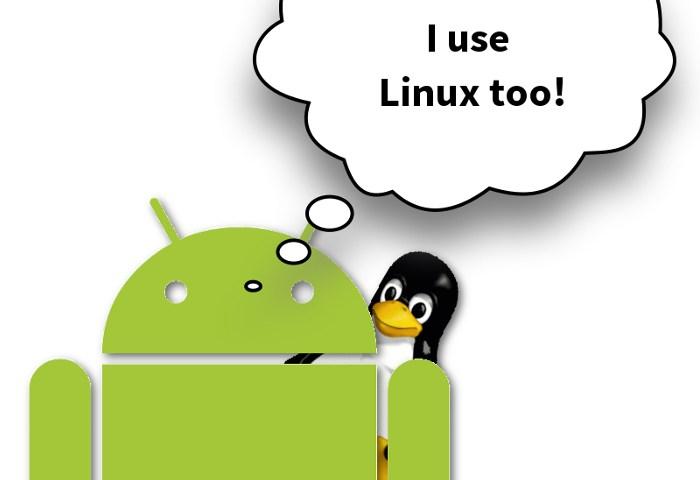 AndroidUsesLinuxToo