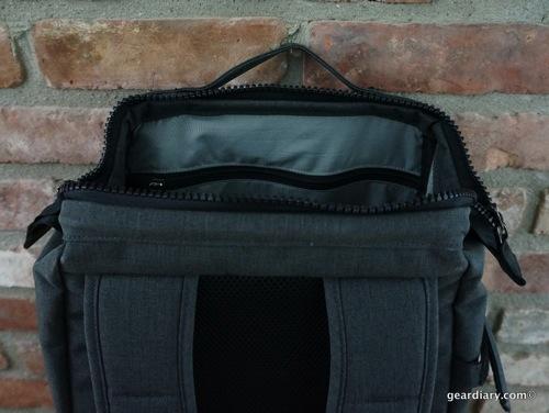 Gear Diary Reflexion DSLR + iPad Backpack 20