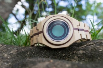 Gear Diary Time Gets Some Style With Tokyoflashs Kisai Maru Wood photo